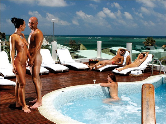 Opinion adults only nudist resorts regret, that